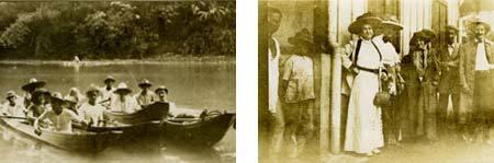 Jacobs en Chapman Catt in de Filippijnen